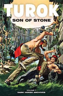 Turok, Son Of Stone Archives Volume 7 (Hardback)