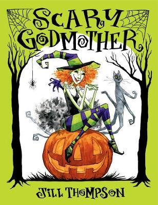 Scary Godmother (Hardback)
