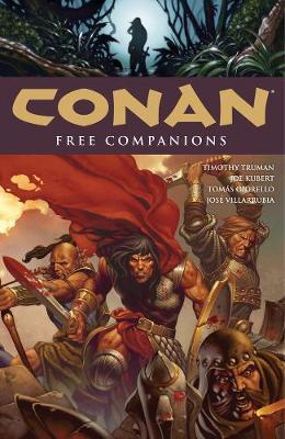 Conan Volume 9: Free Companions (Paperback)