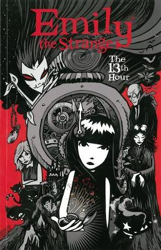 Emily The Strange Volume 3: The 13th Hour (Paperback)