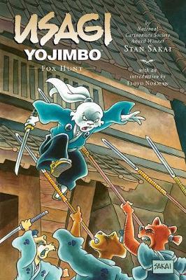 Usagi Yojimbo Volume 25: Fox Hunt - Usagi Yojimbo S. Volume 25 (Paperback)