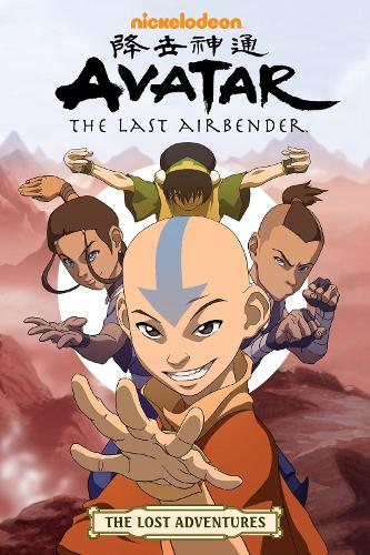 Avatar: The Last Airbender# The Lost Adventures (Paperback)