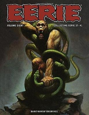 Eerie Archives Volume 8 (Hardback)