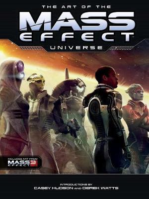 The Art Of The Mass Effect Universe (Hardback)