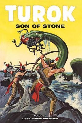 Turok, Son Of Stone Archives Volume 9 (Hardback)