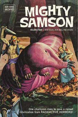 Mighty Samson Archives Volume 4 (Hardback)
