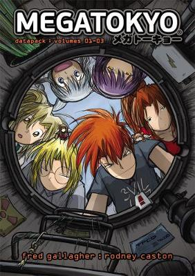 Megatokyo Omnibus Volume 1 (Paperback)