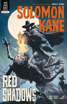 Solomon Kane Volume 3: Red Shadows (Paperback)
