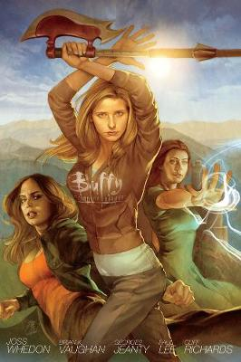 Buffy The Vampire Slayer Season 8 Library Edition Volume 1 (Hardback)