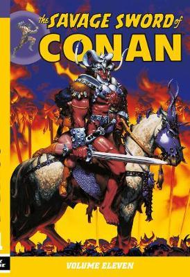 Savage Sword Of Conan Volume 11 (Paperback)