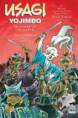 Usagi Yojimbo Volume 26: Traitors Of The Earth (Paperback)