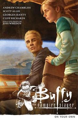 Buffy The Vampire Slayer Season 9 Volume 2: On Your Own (Paperback)