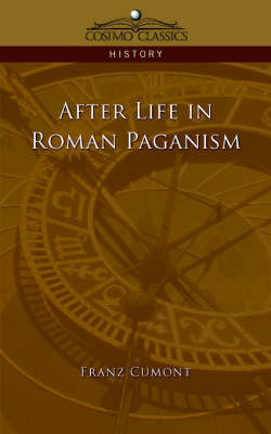 After Life in Roman Paganism (Paperback)