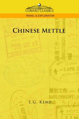 Chinese Mettle (Paperback)