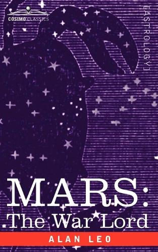 Mars: The War Lord (Paperback)