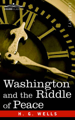 Washington and the Riddle of Peace (Paperback)