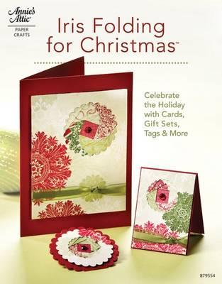 Iris Folding for Christmas (Paperback)