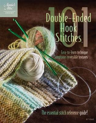 101 Double-Ended Hook Stitches (Paperback)
