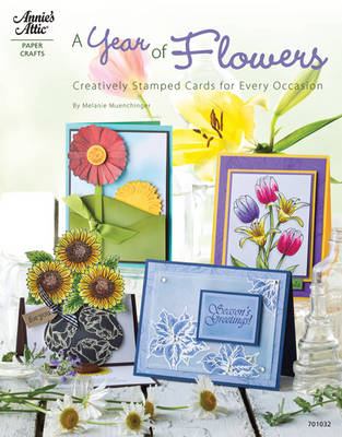 A Year of Flowers (Paperback)