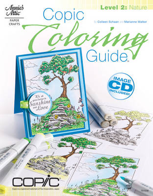 Copic Coloring Guide Level 2: Nature (Paperback)
