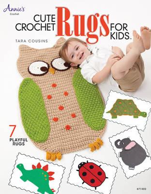Cute Crochet Rugs for Kids (Paperback)
