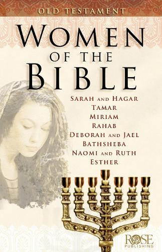Pamphlet: Women of Bible OT (Paperback)