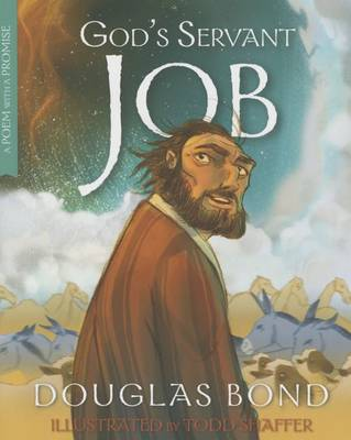 God's Servant Job: A Poem with a Promise (Paperback)