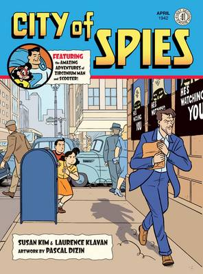City of Spies (Paperback)