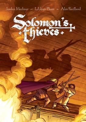 Solomon's Thieves: Bk. 1 (Paperback)