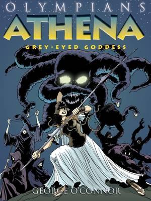 Athena: Grey-Eyed Goddess (Paperback)