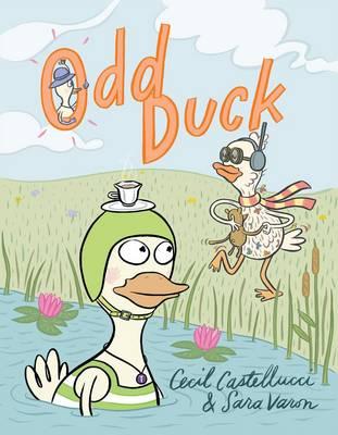 Odd Duck (Hardback)