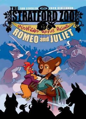 The Stratford Zoo Midnight Revue Presents Romeo and Juliet (Paperback)