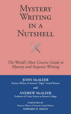Mystery Writing in a Nutshell (Paperback)