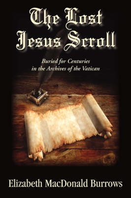 The Lost Jesus Scroll (Paperback)