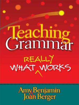 Teaching Grammar: What Really Works (Paperback)