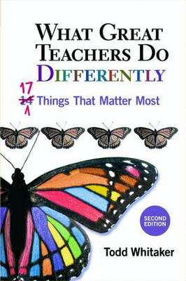 What Great Teachers Do Differently: 17 Things That Matter Most (Paperback)