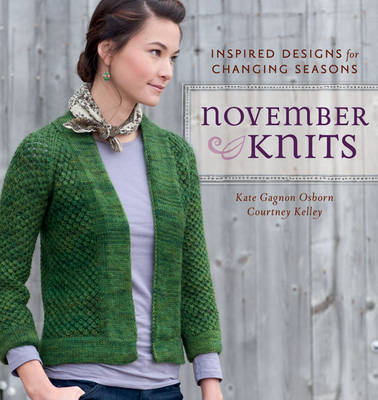 November Knits: Inspired Designs for Changing Seasons (Paperback)