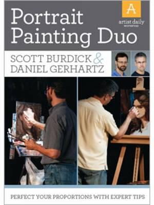Portrait Painting Duo - Artist Daily Workshop (DVD)