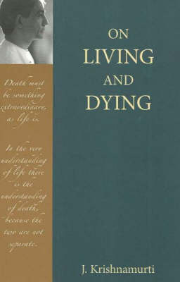 On Living and Dying (Paperback)