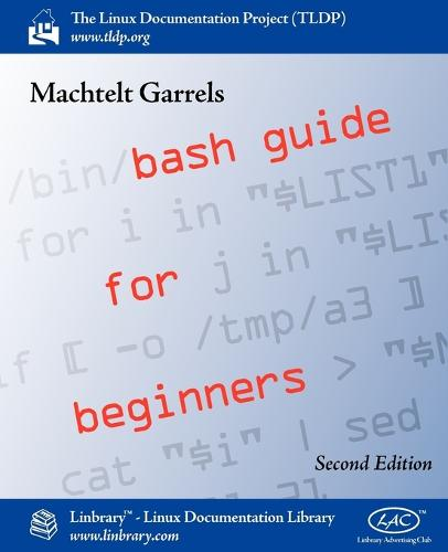 Bash Guide for Beginners (Second Edition) (Paperback)