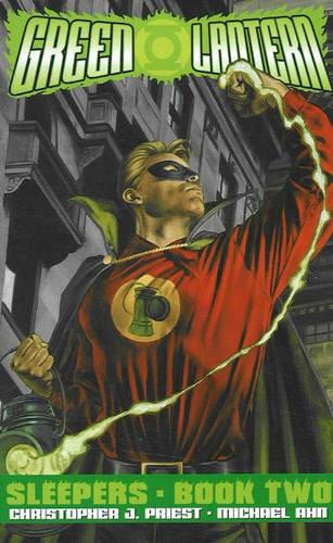 Green Lantern: Volume 2: Sleepers (Paperback)