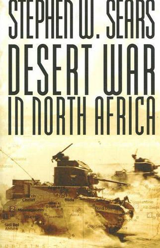 Desert War in North Africa (Paperback)