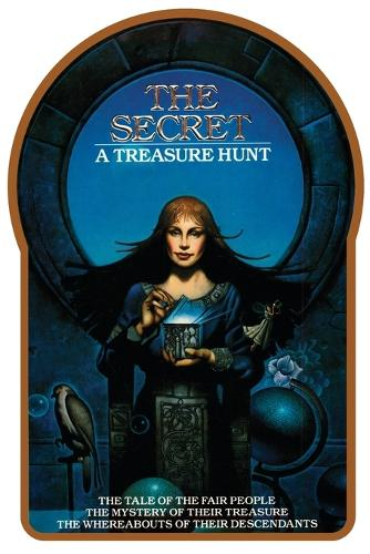 Secret: A Treasure Hunt (Paperback)