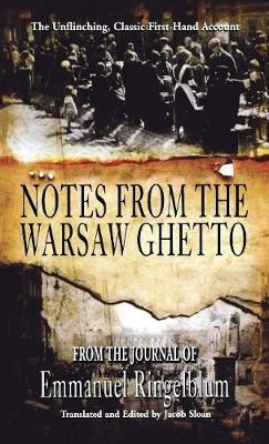 Notes from the Warsaw Ghetto (Hardback)