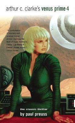 Arthur C. Clarke's Venus Prime Vol. 4 (Hardback)