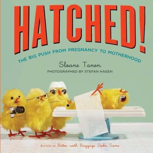 Hatched!: The Big Push from Pregnancy to Motherhood (Hardback)