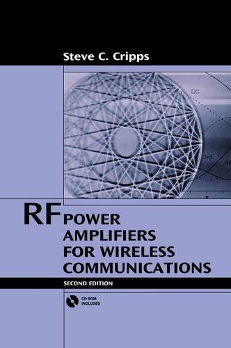 RF Power Amplifiers for Wireless Communications - Microwave Technology Library (Hardback)
