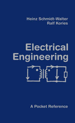 Electrical Engineering: A Pocket Reference (Hardback)