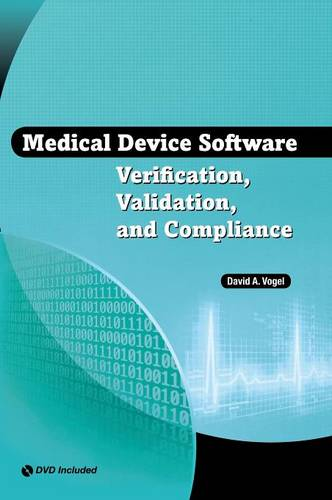Medical Device Software Verification, Validation, and Compliance (Hardback)