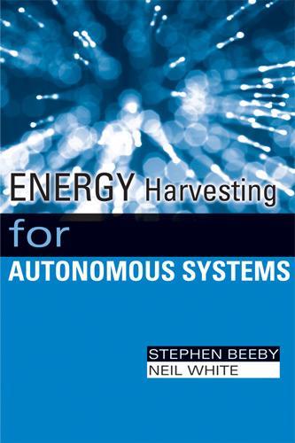 Energy Harvesting for Autonomous Systems (Hardback)